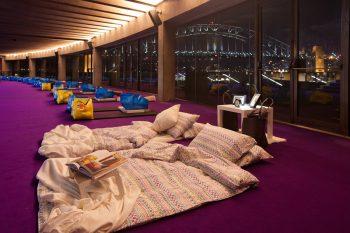 Summer Sleepover - Sydney Opera House