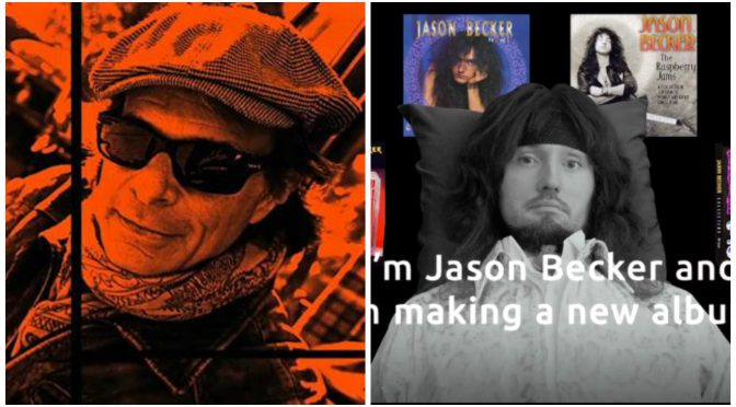 David Lee Rothはストーカー被害をカミングアウト。かつての盟友Jason Beckerはニューアルバム発表へ向けクラウドファンディング