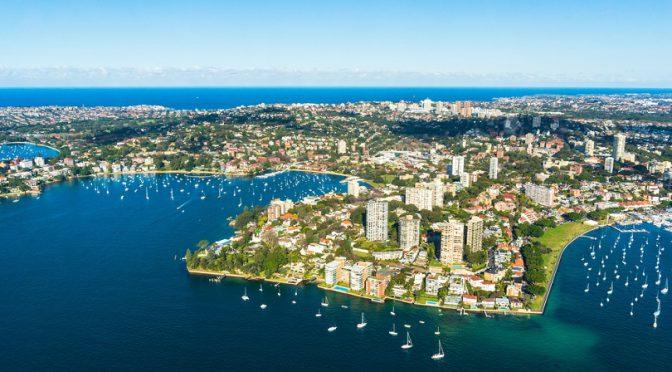 オーストラリア ライフスタイル&ビジネス研究所:最も裕福な25の郊外地区 ①