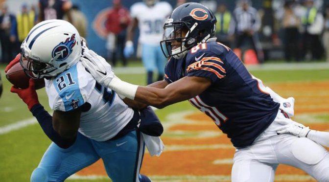 シカゴ・ベアーズ、そして誰もいなくなった でシーズン9敗目:NFL 2016シーズン 第12週