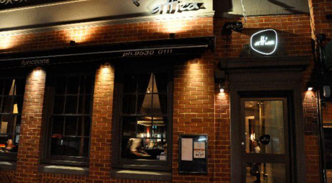 オーストラリア ライフスタイル&ビジネス研究所:「世界ベスト・レストラン50」2016年最新ランキング(#33 Attica)