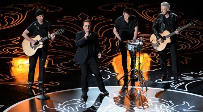 U2 2017年にSongs of Experienceのリリースと Joshua Tree 30周年記念特別公演の開催を発表