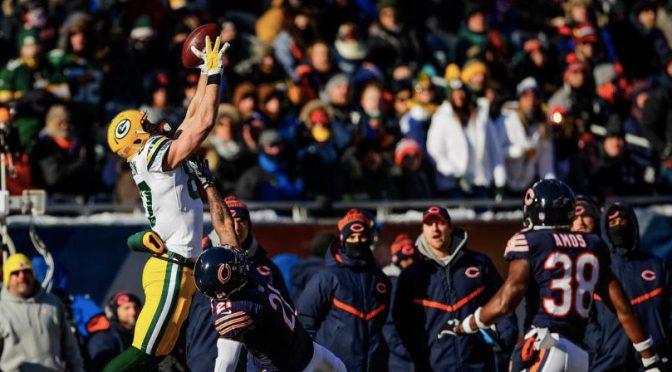 シカゴ・ベアーズ、残り3秒でトドメを刺されライバル対決に屈す:NFL 2016シーズン 第15週