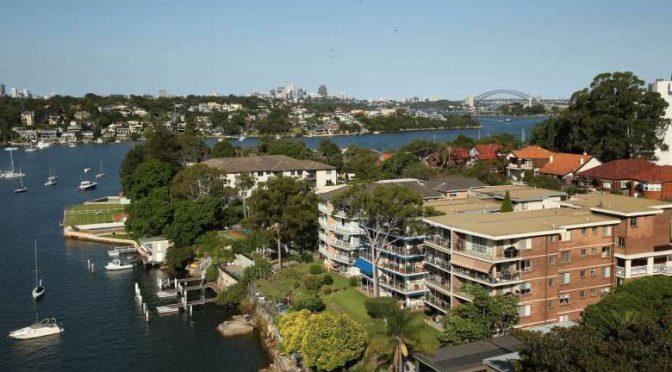 オーストラリア ライフスタイル&ビジネス研究所:シドニー住宅市場の異常事態
