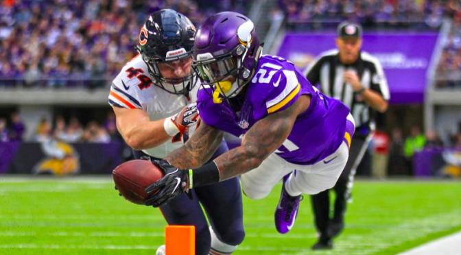シカゴ・ベアーズ、屈辱的なシーズン3勝13敗で終戦:NFL 2016シーズン 第17週