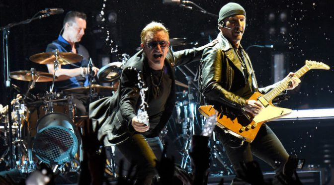 U2 Joshua Tree 発売30周年記念、ジ・エッジが明かしたツアー実現舞台の裏側