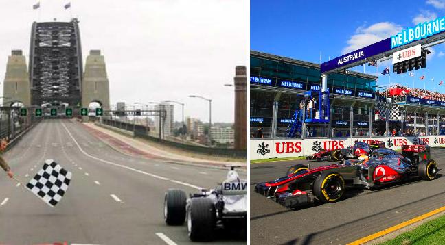 オーストラリア ライフスタイル&ビジネス研究所:F1 オーストラリアGP シドニー開催?!