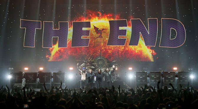 BLACK SABBATH THE END Tour、バンド生誕の地 Birminghamで迎えた終焉