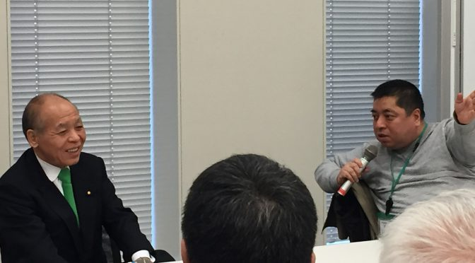 鈴木宗男、佐藤優両先生登壇の勉強会で最新国際情勢の機微に触れてきた。:「東京大地塾」参加記 ④