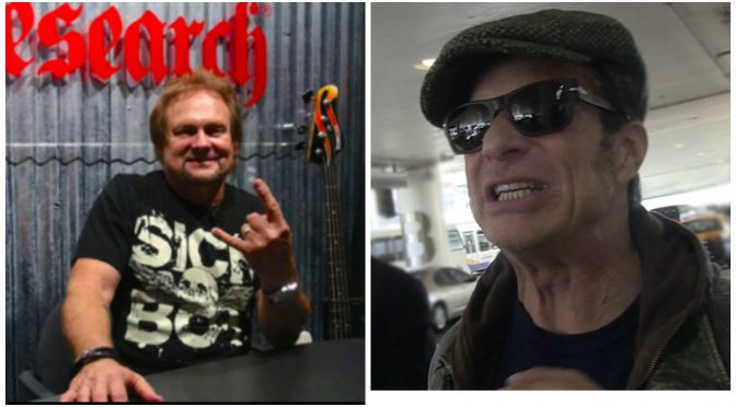 Michael Anthony NAMM Show 2017 で VAN HALEN復帰に関して言及。一方、David Lee Rothは・・