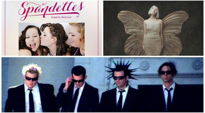 J-WAVEな日々に魅了された曲紹介 part 2〜 The Spandettes, AURORA, Good Charlotte