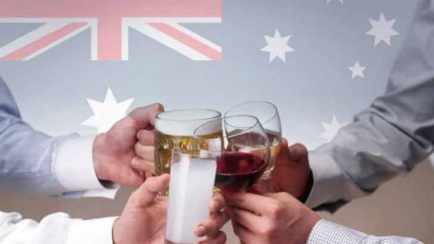 オーストラリア ライフスタイル&ビジネス研究所:ビール、ワインに代表されるアルコール文化
