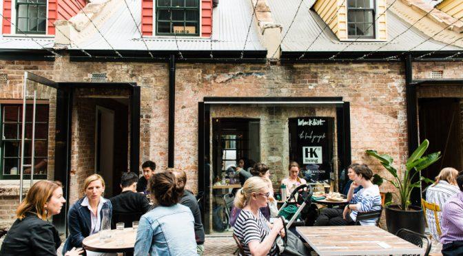 オーストラリア ライフスタイル&ビジネス研究所:カフェ好き多く  コーヒー店 薫るサービス ①
