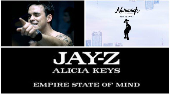 J-WAVEな日々に魅了された曲紹介 PART 3〜 Robbie Williams, Nulbarich, Jay-Z & Alicia Keys