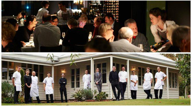 オーストラリア ライフスタイル&ビジネス研究所:「世界のベストレストラン50」( #44 Brae、#32 ATTICA)