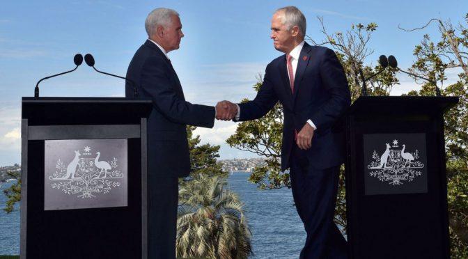 オーストラリア ライフスタイル&ビジネス研究所:トランプ大統領、オーストラリア認定の難民受け入れへ