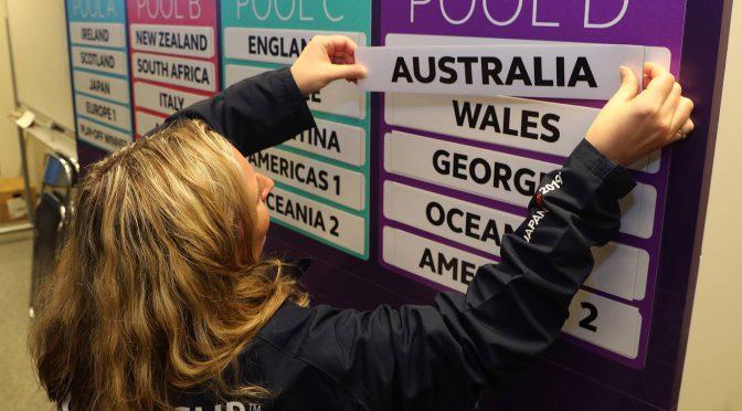 オーストラリア ライフスタイル&ビジネス研究所:ラグビーワールドカップ2019、ワラビーズは POOL D