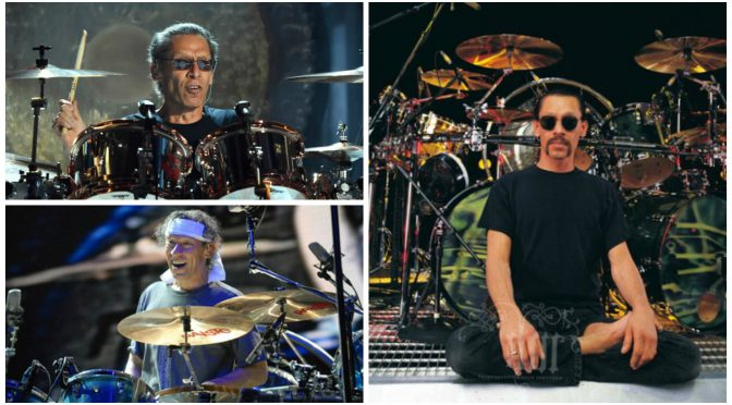 Alex Van Halen 2017年5月8日に迎えた64歳の誕生日に思ふ