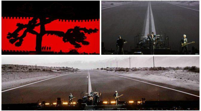 U2 Joshua Tree Tour 2017 オープニングのバンクーバー公演で披露された圧巻のスケール