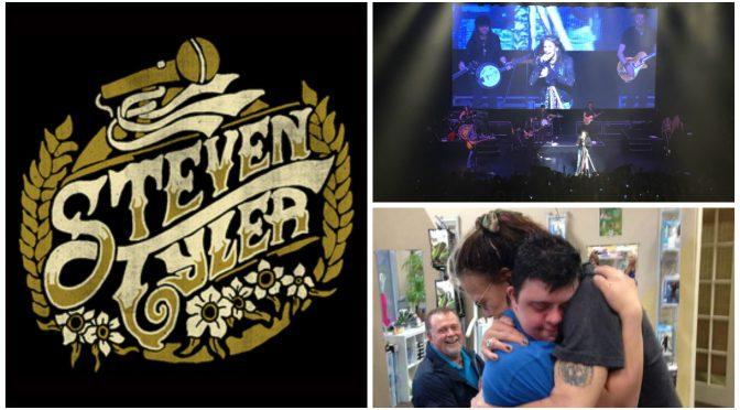 Steven Tyler JAPAN TOUR 2017からだいたい1ヶ月。心地良い余韻に浸る日々
