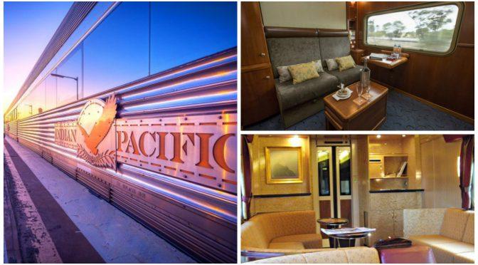 オーストラリア ライフスタイル&ビジネス研究所:いつかは乗りたい! 世界で最も豪華な寝台列車7選(インディアンパシフィック)