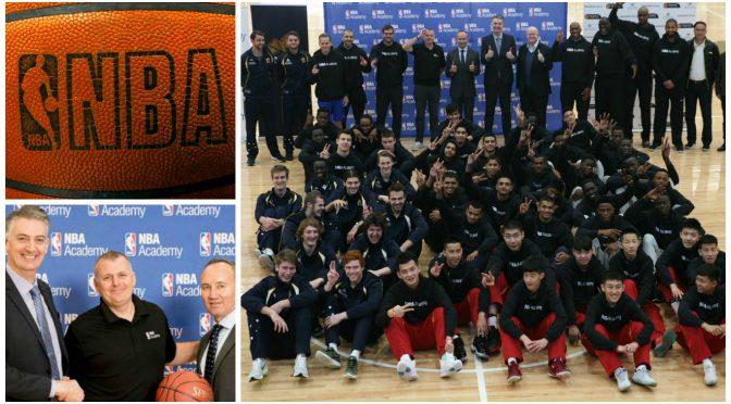 オーストラリア ライフスタイル&ビジネス研究所:NBAグローバルアカデミーがキャンベラにオープン