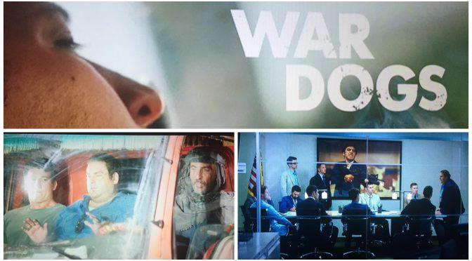 国際武器商人に身を投じた男たちの実話の体当たり記録とアメリカをも巻き込んだ結末:映画『ウォー・ドッグス』鑑賞記