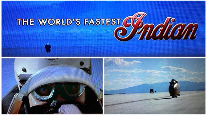 アンソニー・ホプキンスが演じたスピードに魅せられたバート・モンローの生きざま:『世界最速のインディアン』鑑賞記
