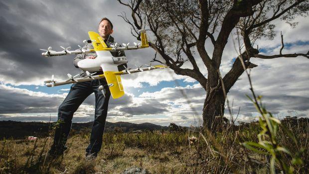 オーストラリア ライフスタイル&ビジネス研究所:Google「Project Wing」グーゴンがテスト地に選定