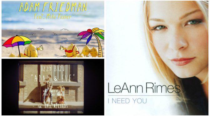 J-WAVEな日々に魅了された曲紹介 PART 12 〜 Adam Friedman, Izzy Bizu, LeAnn Rimes