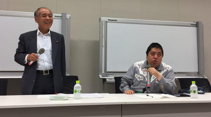 鈴木宗男、佐藤優両先生登壇の勉強会で北方領土問題、日本が採るべき教育政策などについて考えてきた:「東京大地塾」参加記 ⑧