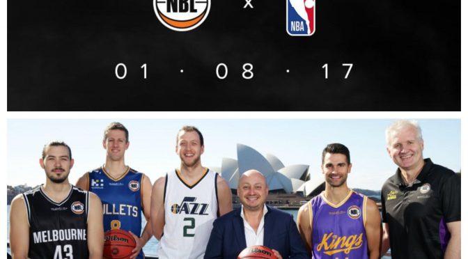 オーストラリア ライフスタイル&ビジネス研究所:キングス、ユナイテッド、バレッツのNBL3チームが、NBAプレシーズンに参戦