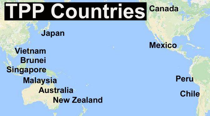 オーストラリア ライフスタイル&ビジネス研究所:TPP、日豪NZ議論主導で11月大筋合意へ
