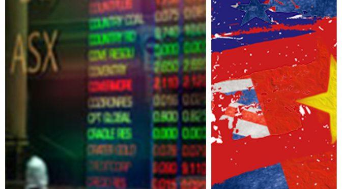 オーストラリア ライフスタイル&ビジネス研究所:中国経済が地域政治に落とす影、アメリカ、日本、オーストラリアが抱く不安