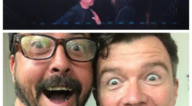 SUMMER SONIC 2017で実現したFoo FightersとRick Astleyの共演で後から胸熱になった