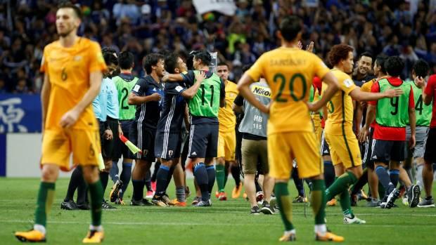 オーストラリア ライフスタイル&ビジネス研究所:Socceroos、日本代表に敗れ、ロシアワールドカップ2018出場決定を持ち越す