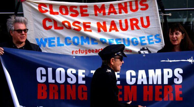 オーストラリア ライフスタイル&ビジネス研究所:アメリカへの難民移送、数週間内に実施へ