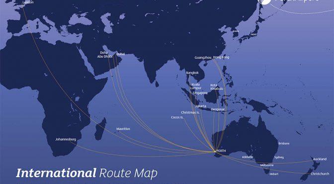 オーストラリア ライフスタイル&ビジネス研究所:西オーストラリア州政府、直行便視野に日系航空と交渉へ
