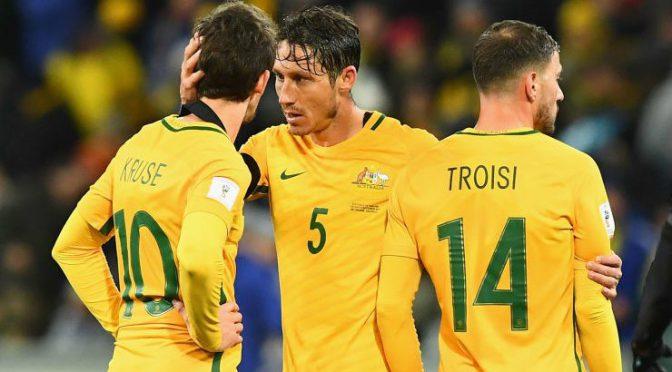 オーストラリア ライフスタイル&ビジネス研究所:サッカールーズ、ワールドカップ出場を懸けプレーオフへ