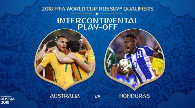 オーストラリア ライフスタイル&ビジネス研究所:Socceroos、大陸間プレーオフでホンジュラスと対決