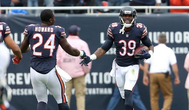 シカゴ・ベアーズ、神降臨!でシーズン3勝目 :NFL 2017シーズン 第7週