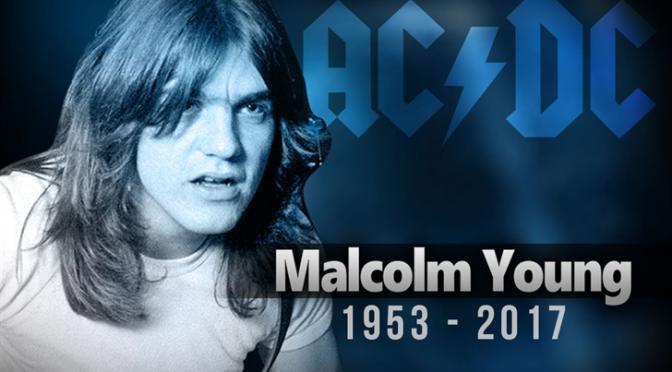 オーストラリア ライフスタイル&ビジネス研究所:訃報 マルコム・ヤング(AC/DC)