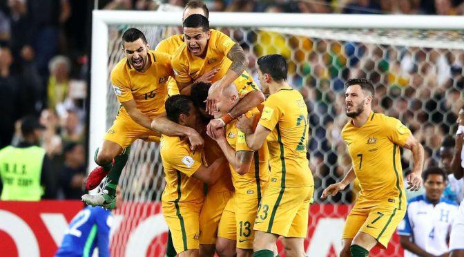オーストラリア ライフスタイル&ビジネス研究所:SOCCEROOS、大陸間プレーオフを制しワールドカップ出場を決める