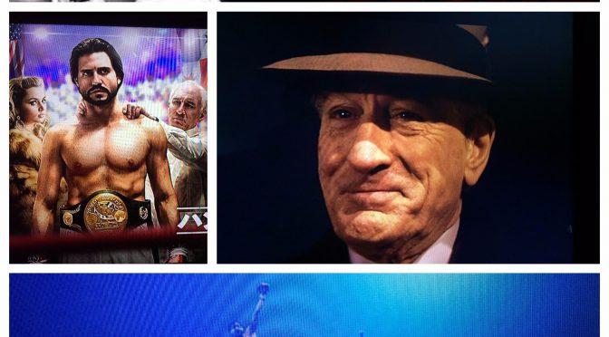 ロバート・デニーロが、ボクシング界の名伯楽レイ・アーセルを演じた『ハンズ・オブ・ストーン』鑑賞記