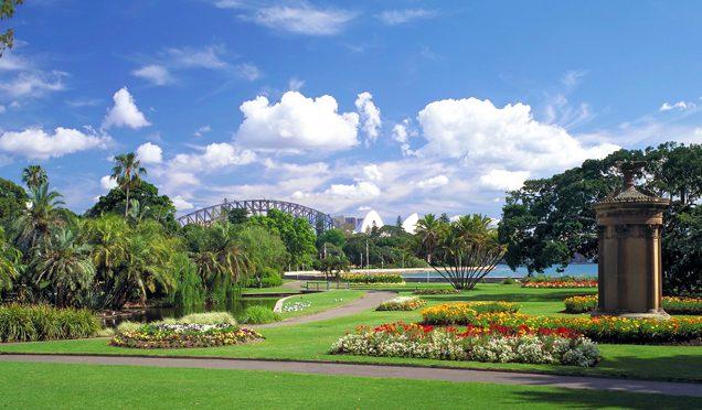 オーストラリア ライフスタイル&ビジネス研究所:絵画に迷い込んだよう「世界で最も美しい庭園」20選(ロイヤル・ボタニック・ガーデン)