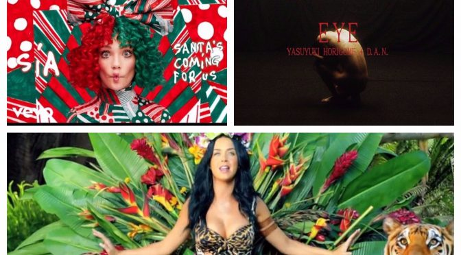 J-WAVEな日々に魅了された曲紹介 PART 22 〜 堀込泰行+D.A.N., Katy Perry & Sia