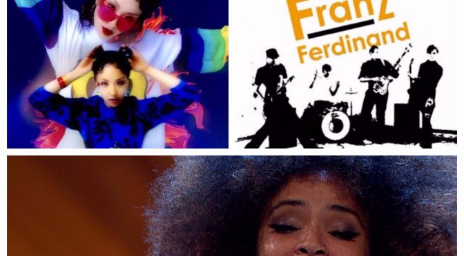 J-WAVEな日々に魅了された曲紹介 PART 20 〜 YOUNG JUVENILE YOUTH, Kandace Springs & Franz Ferdinand