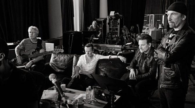 "U2  待望のニューアルバム ""Songs of Experience"" をリリース"