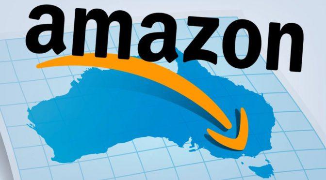 オーストラリア ライフスタイル&ビジネス研究所:amazon、遂に始動