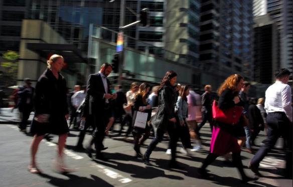 オーストラリア ライフスタイル&ビジネス研究所:就業者6万人増で女性労働参加率が過去最高を記録